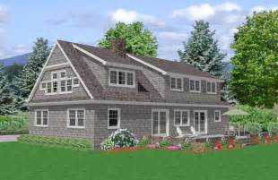 Cape Home Designs Cape Cod House Plan 3000 Square Foot House Plan