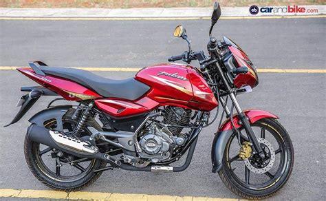 bajaj pulsar 150cc review 2017 bajaj pulsar 150 ride review ndtv carandbike