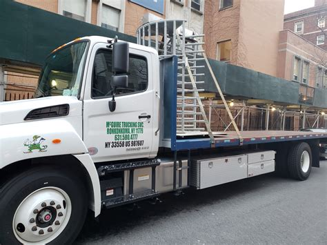 air ride flatbed service patchogue ny archives mcguire trucking service