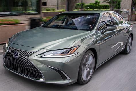 2020 Lexus Es by 2020 Lexus Es 350 Interior Specs Changes Colors