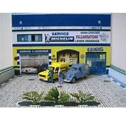 Diorama Garage Citro&235n