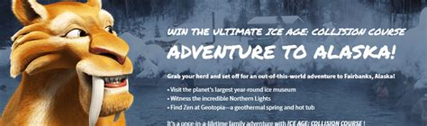 Www Ice Com Sweepstakes - hormel com iceage hormel ice age sweepstakes 2016
