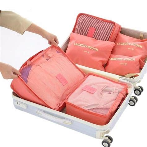 Pouch Organizer Tas Travel Penyimpan featured products nalai co