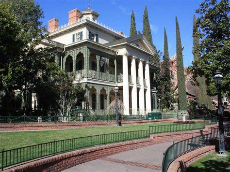 Haunted House Disneyland by Haunted Mansion Disneyland Ride Through
