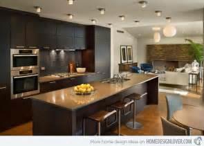 Modern Designer Kitchens 15 Ideas For Contemporary Designer Kitchens Home Design