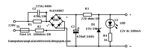 transistor las listrik kumpulan skema elektronika skema power suplay tanpa trafo