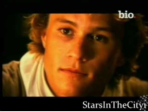 biography book on heath ledger heath ledger biography in spanish part 3 of 3 youtube