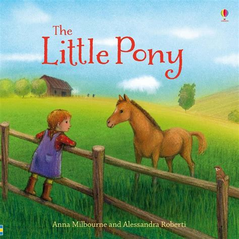 picture books the pony at usborne books at home