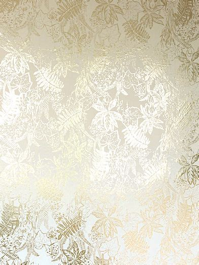 gold wallpaper designs uk hothouse cream gold by erica wakerly wallpaper direct
