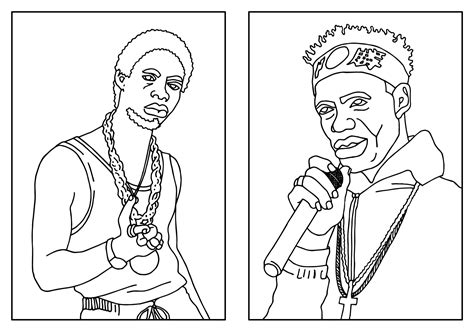 coloring book vybz visual culture colouring dancehall with illustrator robin