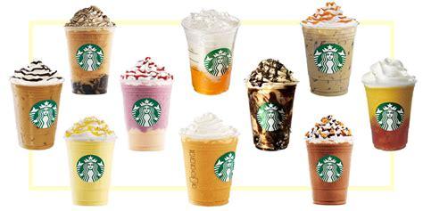 most starbucks order starbucks popular drinks