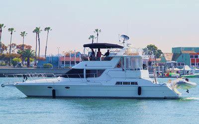 marina del rey small boat rental onboat inc 187 the 50 motor yacht