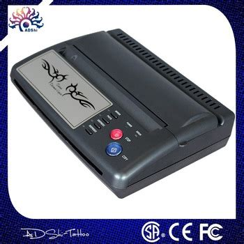 tattoo stencil laser printer portable flash tattoo printer black mini tattoo thermal
