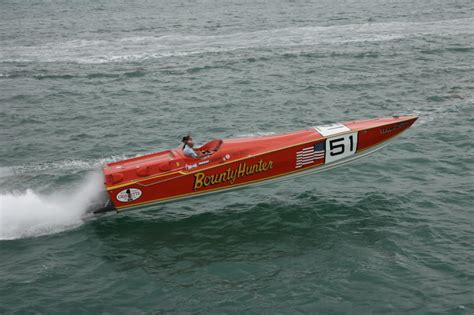 bounty hunter boat offshore race boats why that race number offshoreonly