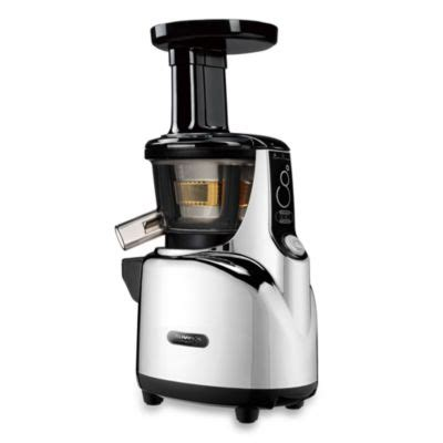 juicers at bed bath and beyond buy chrome juicers from bed bath beyond