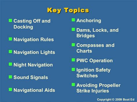 boat navigation lights regulations wa small boats navigation light rules for small boats