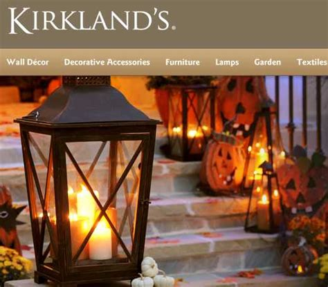 kirkland home decor store kirklands home decor coupons
