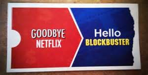 Netflix dvd rentals becomes qwikster now what are your alternatives