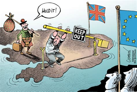 brexit economy cartoons brexit chappatte cartoons