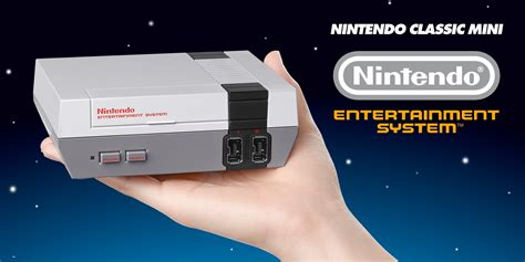 weight revealed for nes classic edition idealist nintendo entertainment system nes classic edition announced launches this november