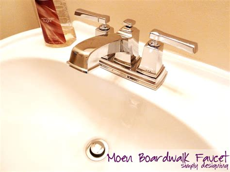 how to install a new bathroom faucet in a pedestal sink