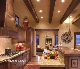 good Beautiful French Country Kitchens #5: KitchenSpanishRedRomanSanto.jpg
