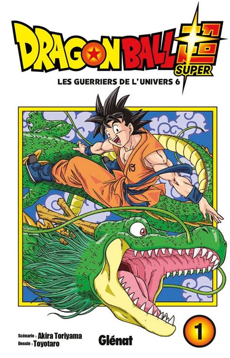libro dragon ball super 1 dragon ball super sort aujourd hui