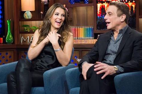 Why Ex Hugh Grant Didnt Show For Lizs Wedding by Elizabeth Hurley Rates Hugh Grant S Skills In The Bedroom