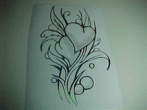 easy heart tattoo designs simple heart tattoo design tattooshunt com