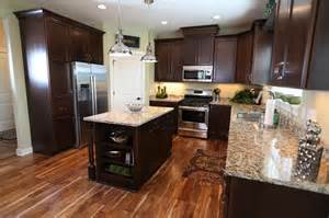 kitchen cabinets with hardwood floors 25 kitchens with hardwood floors page 2 of 5