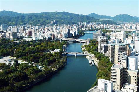imagenes de hiroshima japon fotos hiroshima eine hafenstadt in japan zu hiroshima