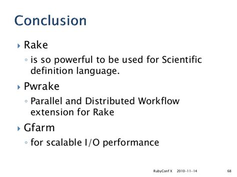 distributed workflow engine pwrake distributed workflow engine for e science rubyconfx