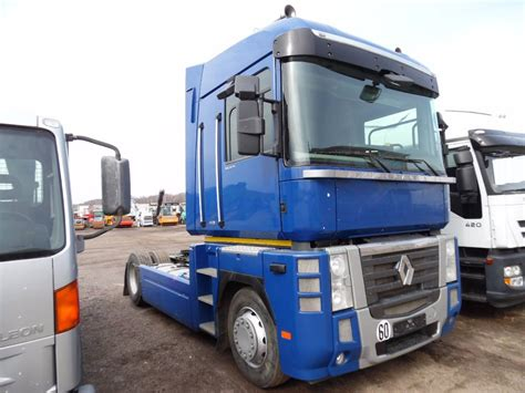 renault magnum 480dxi year 2011 tractor units id