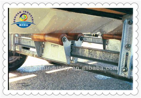 boat trailer width 3 inch mounting width boat trailer black molded rubber bow