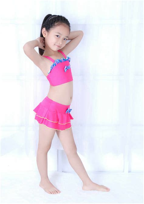 Korean Bikini Kids Model
