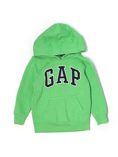 baby gap outlet graphic green pullover hoodie size 4t 53 thredup
