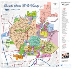 where is santa california on map rancho santa fe ca rancho santa fe homes catherine and