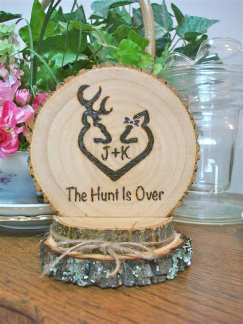 Rustic Wedding Cake Topper, Deer Cake Topper, Deer Couple