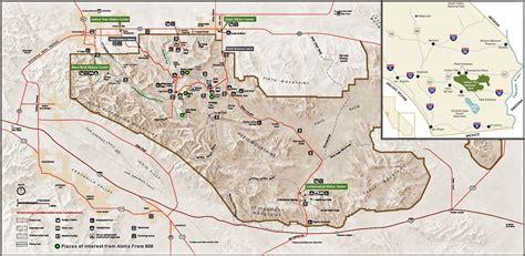 joshua tree map cing at joshua tree national park november 19 21 2011 aloha from 808