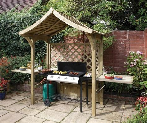 bbq gazebo how to wooden bbq gazebo for your house gazebo ideas