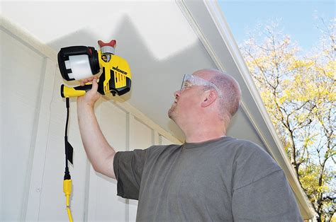 spray paint vs roller interior how to use a paint sprayer on interior walls at home