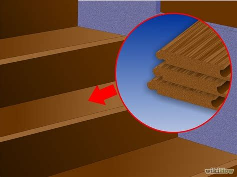 How To Install Laminate Flooring On Stairs by 3 Ways To Install Laminate Flooring On Stairs Wikihow