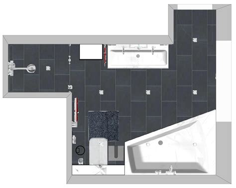 Badezimmer Planung Grundrisse by Badezimmer Grundriss