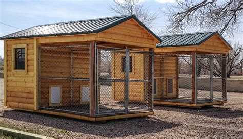 pet kennels teton structures