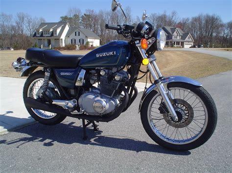 1982 Suzuki Gs450t Suzuki Gs450 Gallery Classic Motorbikes