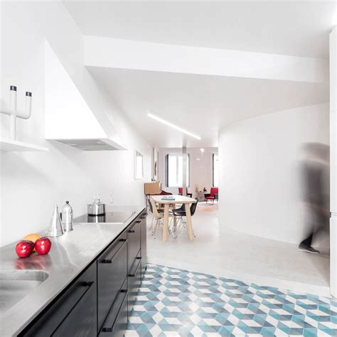 How To Organize Your Apartment by Gallery Of Chiado Apartment Fala Atelier 1