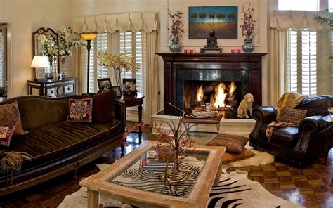 interior fireplace sofas chairs living room room design