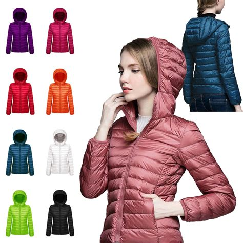 uniqlo women ultra light down parka fashion women ultralight hooded down parka jacket coat