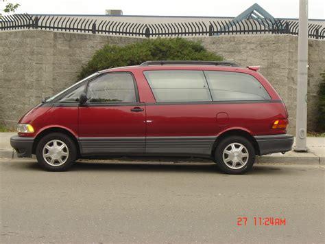 Previa Toyota 1994 Toyota Previa Overview Cargurus
