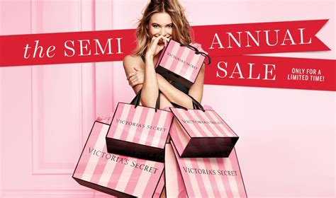 Sale Alert Victorias Secret Semi Annual Sale by S Secret The Semi Annual Sale เร ม 3 ม ย 60